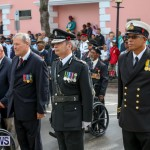 Remembrance Day Front Street Bermuda, November 11 2015-22