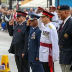 Remembrance Day Front Street Bermuda, November 11 2015-23
