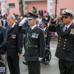 Remembrance Day Front Street Bermuda, November 11 2015-26