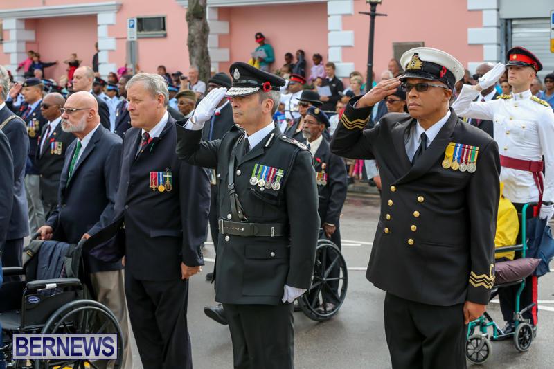 Remembrance-Day-Front-Street-Bermuda-November-11-2015-26