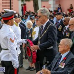 Remembrance Day Front Street Bermuda, November 11 2015-37