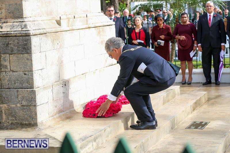 Remembrance-Day-Front-Street-Bermuda-November-11-2015-38
