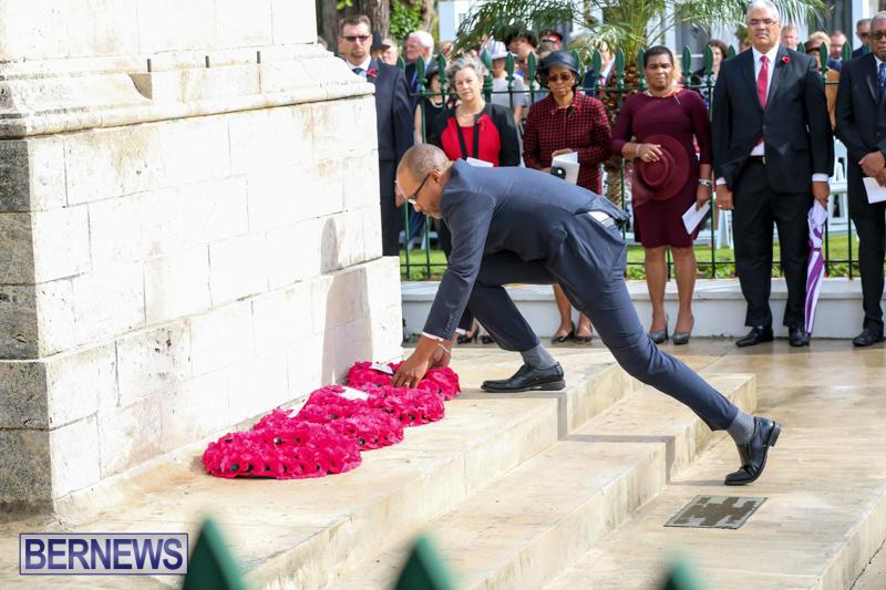 Remembrance-Day-Front-Street-Bermuda-November-11-2015-40