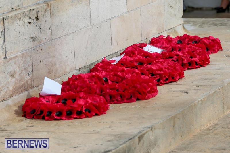 Remembrance-Day-Front-Street-Bermuda-November-11-2015-45