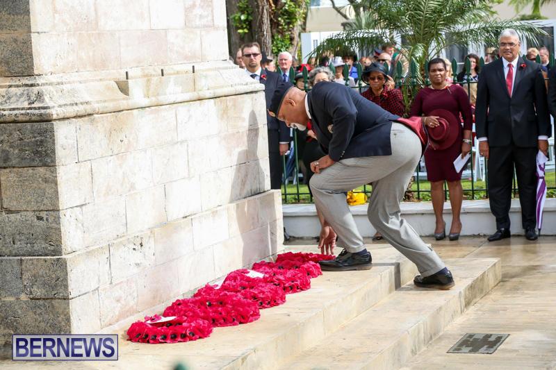 Remembrance-Day-Front-Street-Bermuda-November-11-2015-47