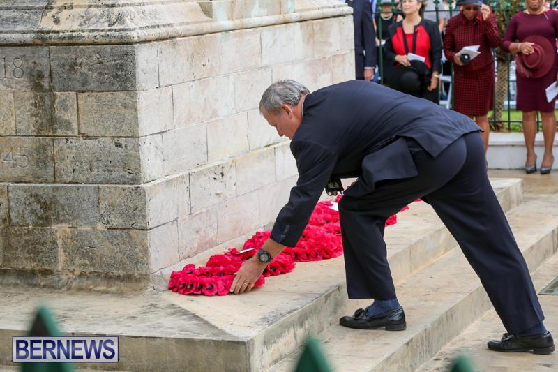 Remembrance-Day-Front-Street-Bermuda-November-11-2015-49