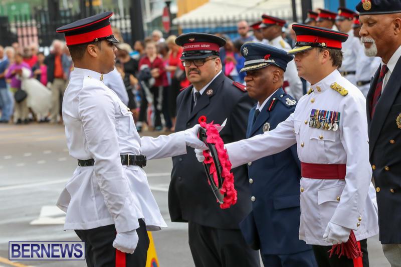 Remembrance-Day-Front-Street-Bermuda-November-11-2015-50