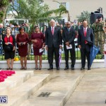 Remembrance Day Front Street Bermuda, November 11 2015-52