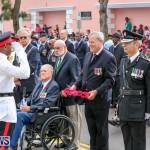 Remembrance Day Front Street Bermuda, November 11 2015-53