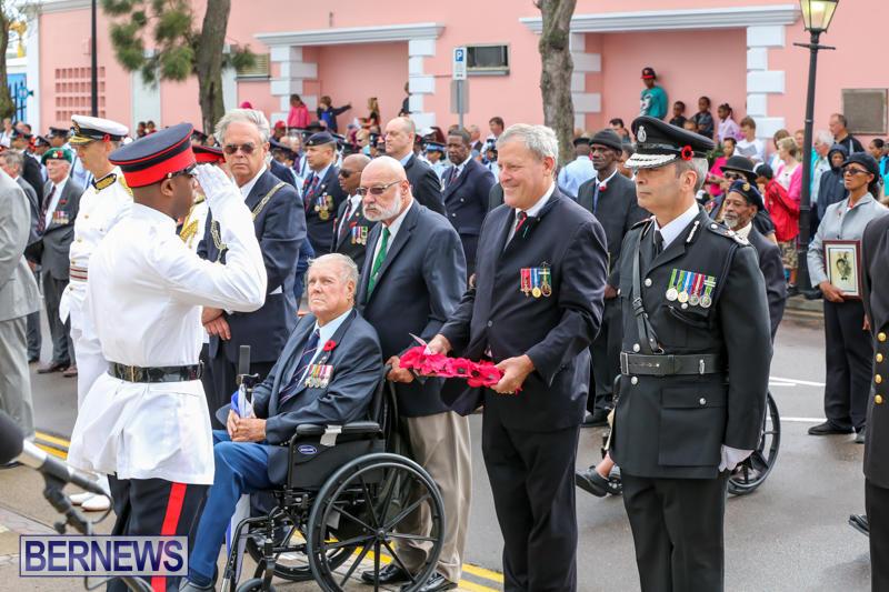Remembrance-Day-Front-Street-Bermuda-November-11-2015-53