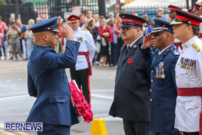 Remembrance-Day-Front-Street-Bermuda-November-11-2015-58