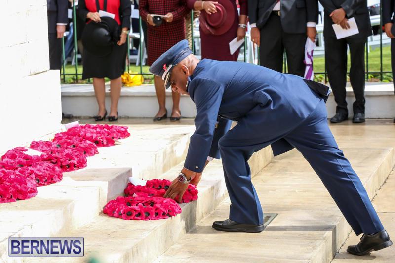 Remembrance-Day-Front-Street-Bermuda-November-11-2015-59