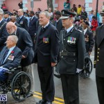 Remembrance Day Front Street Bermuda, November 11 2015-6