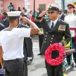 Remembrance Day Front Street Bermuda, November 11 2015-60