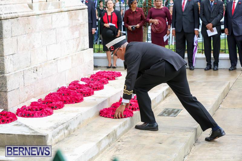 Remembrance-Day-Front-Street-Bermuda-November-11-2015-61