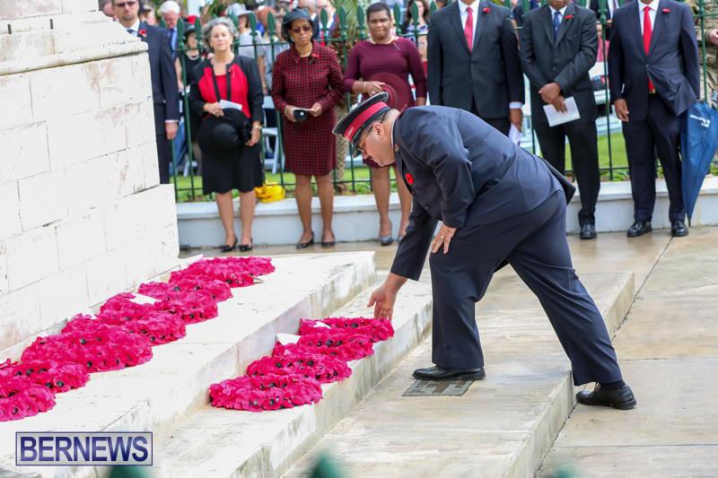 Remembrance-Day-Front-Street-Bermuda-November-11-2015-63