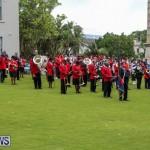 Remembrance Day Front Street Bermuda, November 11 2015-66