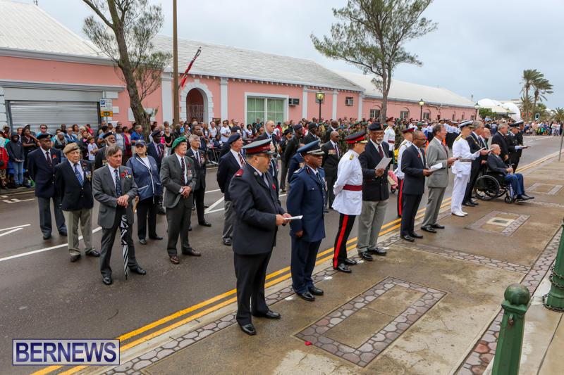 Remembrance-Day-Front-Street-Bermuda-November-11-2015-69