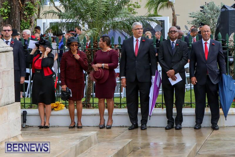 Remembrance-Day-Front-Street-Bermuda-November-11-2015-7