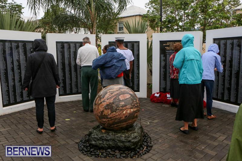Remembrance-Day-Front-Street-Bermuda-November-11-2015-73