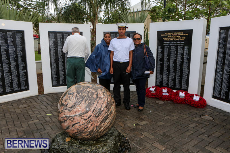 Remembrance-Day-Front-Street-Bermuda-November-11-2015-75