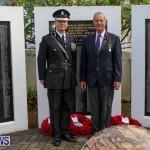 Remembrance Day Front Street Bermuda, November 11 2015-77