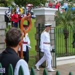 Remembrance Day Front Street Bermuda, November 11 2015-8
