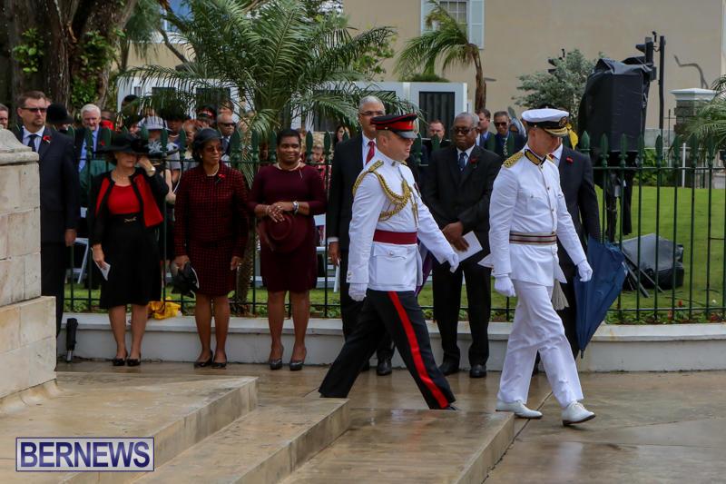 Remembrance-Day-Front-Street-Bermuda-November-11-2015-9