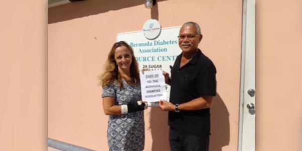 Scaur Hill Community Bermuda November  2015