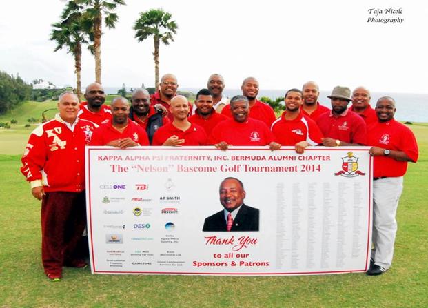 The Nelson Bascome Golf Classic 2015 Bermuda November 2015