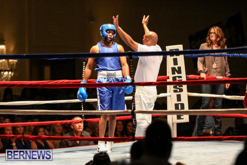 Zain Philpott vs Shomari Warner Boxing Match Bermuda, November 7 2015 (10)