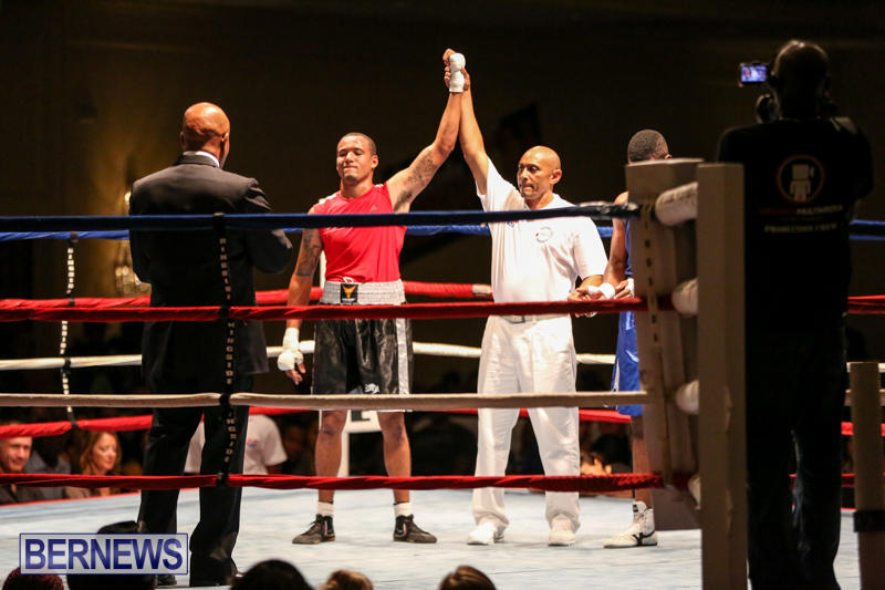 Zain Philpott vs Shomari Warner Boxing Match Bermuda, November 7 2015 (20)