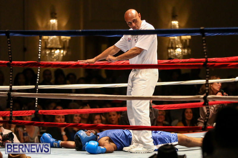 Zain Philpott vs Shomari Warner Boxing Match Bermuda, November 7 2015 (9)