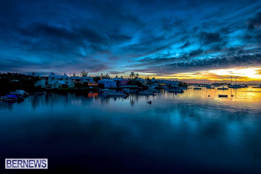 620 Beautiful sunset Bermuda Generic Dec 2015