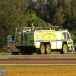 Airport Emergency Exercise Bermuda, December 7 2015-7