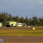 Airport Emergency Exercise Bermuda, December 7 2015-8