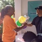 Bermuda HealthCare Services Turkey Give Away Dec 20 2015 (3)