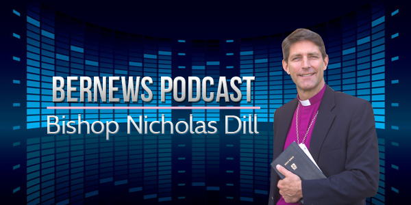 Bernews Podcast with Bishop Nicholas Dill
