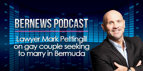 Bernews Podcast with Mark Pettingill Nov 15
