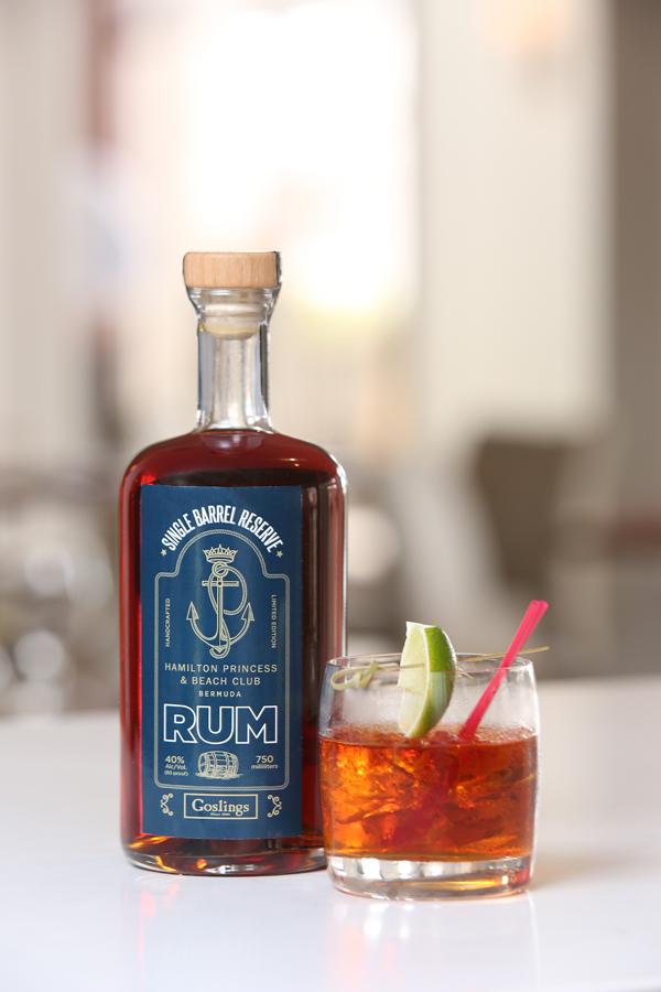 Bespoke Rum Bermuda Dec 15 2015