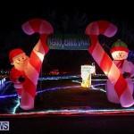 Christmas Lights Decorations Bermuda, December 22 2015-23