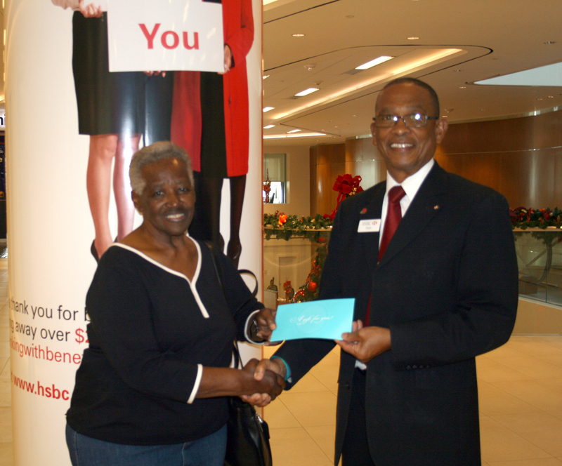 HSBC Customer Appreciation Campaign Bermuda Dec 3 2015 (2)