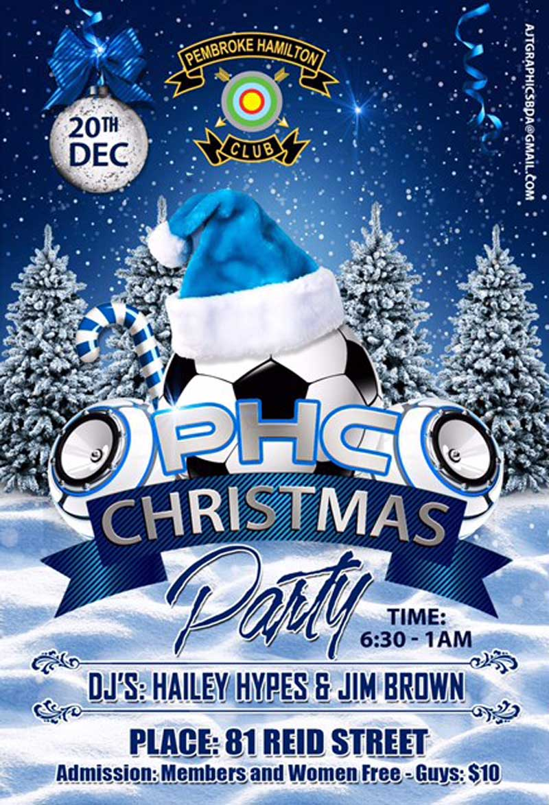 PHC Christmas Party