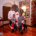 Santa Claus In St George's Bermuda, December 5 2015-72