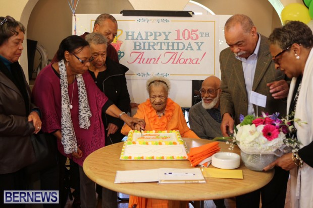 105th birthday bermuda 16