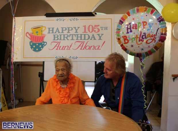 105th birthday party Jan 16 (2)