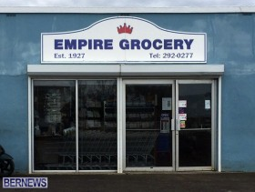 Empire Grocery Bermuda Jan 14 2016