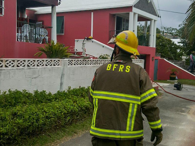 House Fire Bermuda, January 6 2016-9