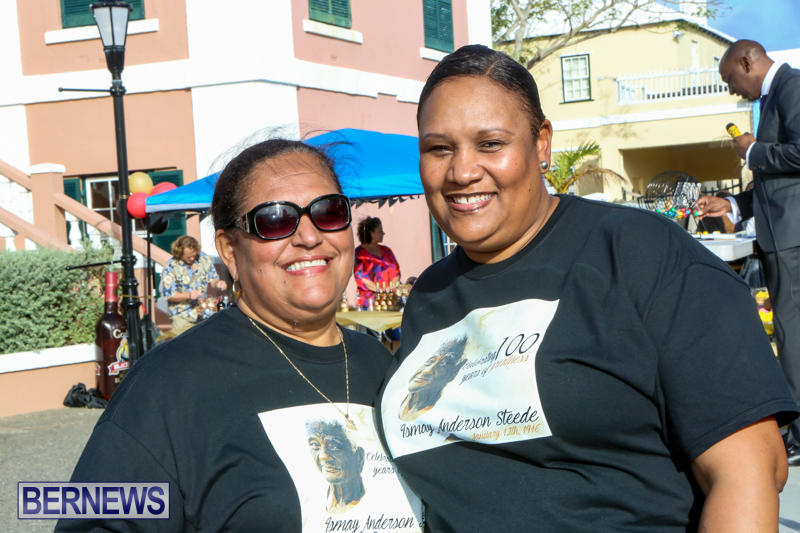 Ismay-Anderson-Steede-100-Year-Birthday-Bermuda-January-9-2016-11