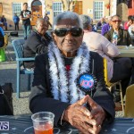 Ismay Anderson Steede 100 Year Birthday Bermuda, January 9 2016-21